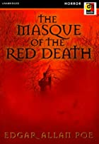 Another cover of the book The Masque of the Red Death by Edgar Allan Poe