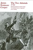 Cover of the book The two admirals by James Fenimore Cooper