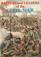 Cover of the book Battles and leaders of the civil war by Robert Underwood Johnson