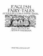 Another cover of the book English fairy tales by Flora Annie Webster Steel