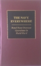 Cover of the book The navy everywhere by Conrad Cato