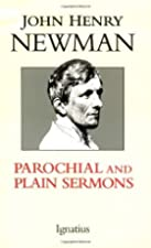 Cover of the book Parochial and plain sermons by John Henry Newman