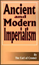Cover of the book Ancient and modern imperialism by Evelyn Baring Cromer