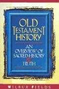 Cover of the book Old Testament history (1921) by Henry Preserved Smith