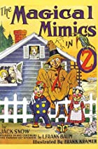 Another cover of the book The Magical Mimics in Oz by Jack Snow