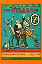 Another cover of the book Ozoplaning with the Wizard of Oz by Ruth Plumly Thompson