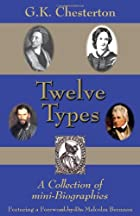 Cover of the book Twelve Types by G.K. Chesterton