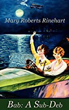 Cover of the book Bab: a Sub-Deb by Mary Roberts Rinehart