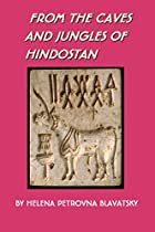 Another cover of the book From the Caves and Jungles of Hindostan by H.P. Blavatsky