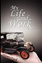 Another cover of the book My Life and Work by Henry Ford