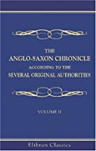 Cover of the book The Anglo-Saxon Chronicle by Unknown