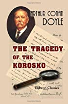 Another cover of the book The Tragedy of the Korosko by Arthur Conan Doyle