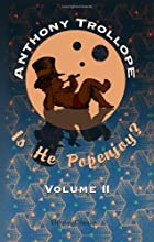 Another cover of the book Is He Popenjoy? by Anthony Trollope