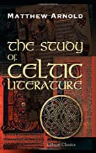 Cover of the book Celtic Literature by Matthew Arnold