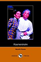 Another cover of the book Rosmersholm by Henrik Ibsen