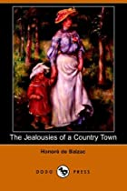 Cover of the book The Jealousies of a Country Town by Honoré de Balzac