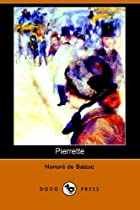 Another cover of the book Pierrette by Honoré de Balzac