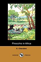 Another cover of the book Pinocchio in Africa by E. Cherubini