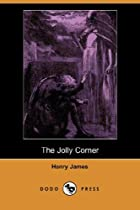 Another cover of the book The Jolly Corner by Henry James