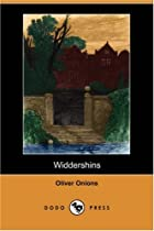 Cover of the book Widdershins by Oliver Onions