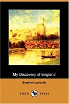 Cover of the book My Discovery of England by Stephen Leacock