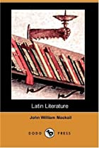 Cover of the book Latin Literature by J.W. Mackail
