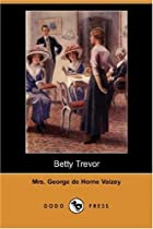 Cover of the book Betty Trevor by George de Horne Vaizey