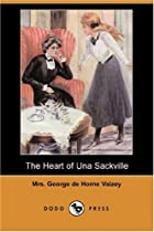 Another cover of the book The Heart of Una Sackville by George de Horne Vaizey