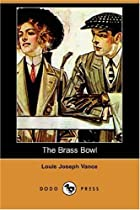 Cover of the book The Brass Bowl by Louis Joseph Vance