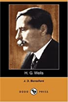 Another cover of the book H. G. Wells by J. D. (John Davys) Beresford