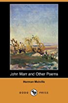 Cover of the book John Marr and Other Poems by Herman Melville