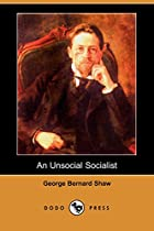 Another cover of the book An unsocial socialist by Bernard Shaw
