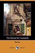 Another cover of the book The School for Husbands by Molière
