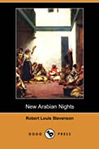 Another cover of the book New Arabian Nights by Robert Louis Stevenson