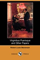 Cover of the book Virginibus Puerisque and Other Papers by Robert Louis Stevenson