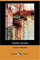 Cover of the book Captain January by Laura Elizabeth Howe Richards