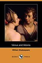 Another cover of the book Venus and Adonis by William Shakespeare