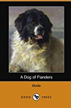 Another cover of the book A Dog of Flanders by Ouida