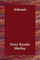 Cover of the book Adonais by Percy Bysshe Shelley