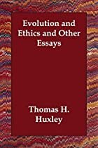 Cover of the book Evolution and Ethics by Thomas Henry Huxley