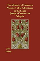 Another cover of the book The Complete Memoirs of Jacques Casanova by Giacomo Casanova