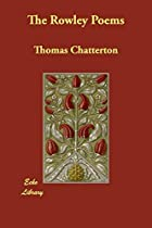 Cover of the book The Rowley Poems by Thomas Chatterton