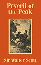 Another cover of the book Peveril of the Peak by Walter Scott