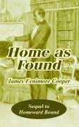 Cover of the book Home as Found by James Fenimore Cooper
