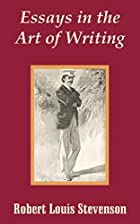 Another cover of the book Essays in the Art of Writing by Robert Louis Stevenson