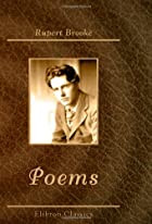 Cover of the book Poems by Rupert Brooke