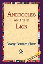 Another cover of the book Androcles and the Lion by George Bernard Shaw
