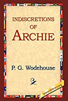 cover for book Indiscretions of Archie