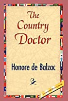 Another cover of the book The Country Doctor by Honoré de Balzac