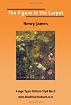Cover of the book The Figure in the Carpet by Henry James